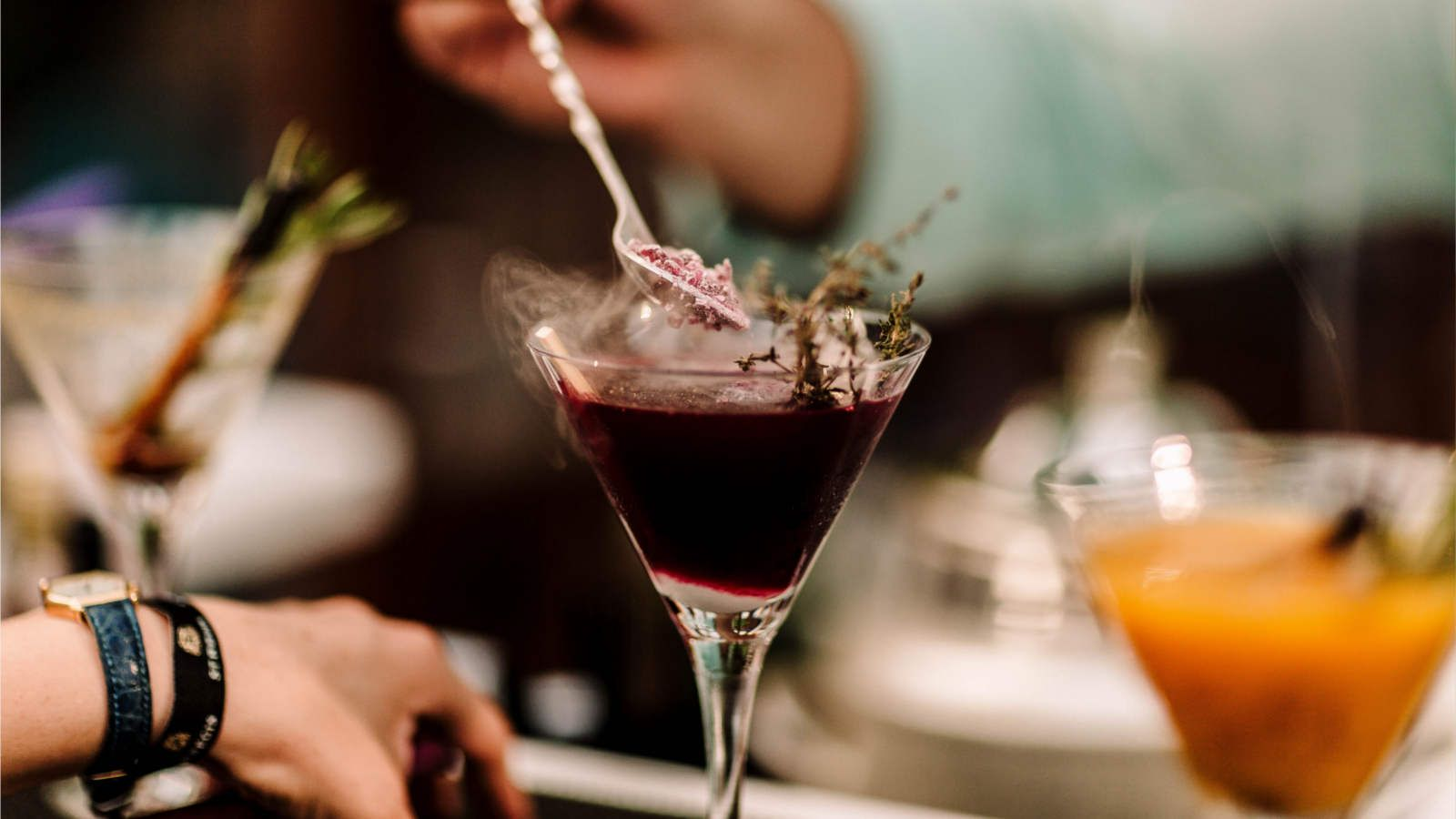 The world of cocktails meets the cuisine at the 7th edition of Culinary Safari