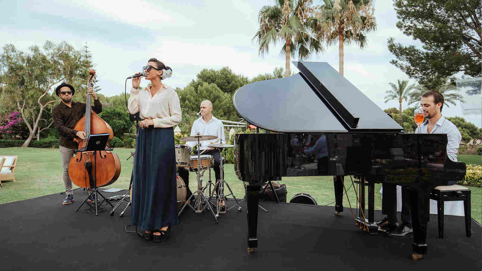 Live music concert at The St. Regis Mardavall Majorca