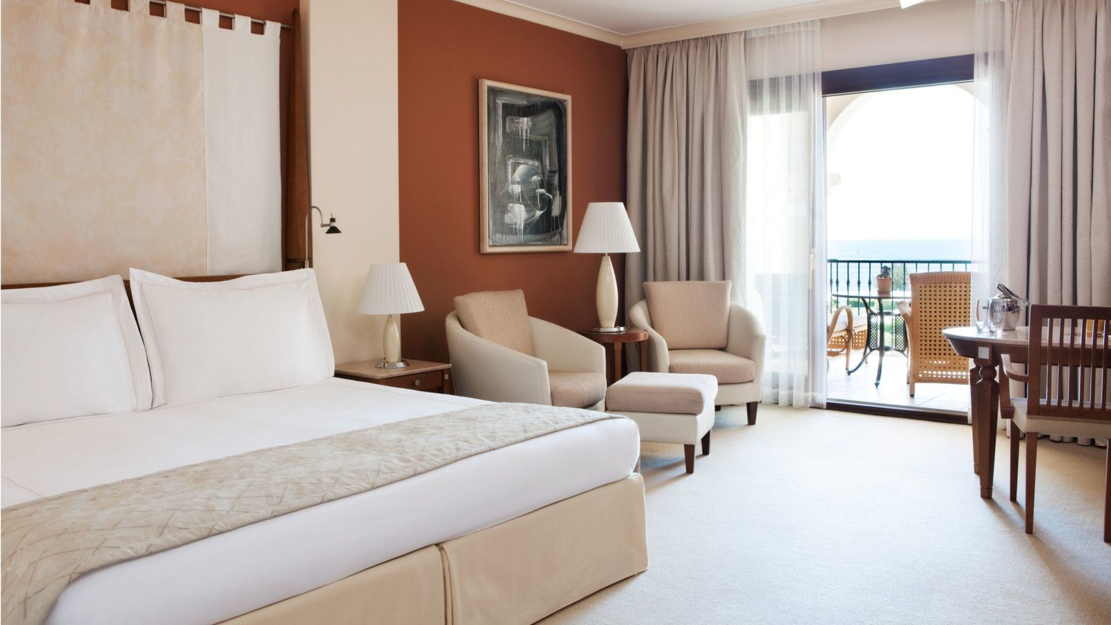Grand Deluxe Room at the St. Regis Mallorca Resort