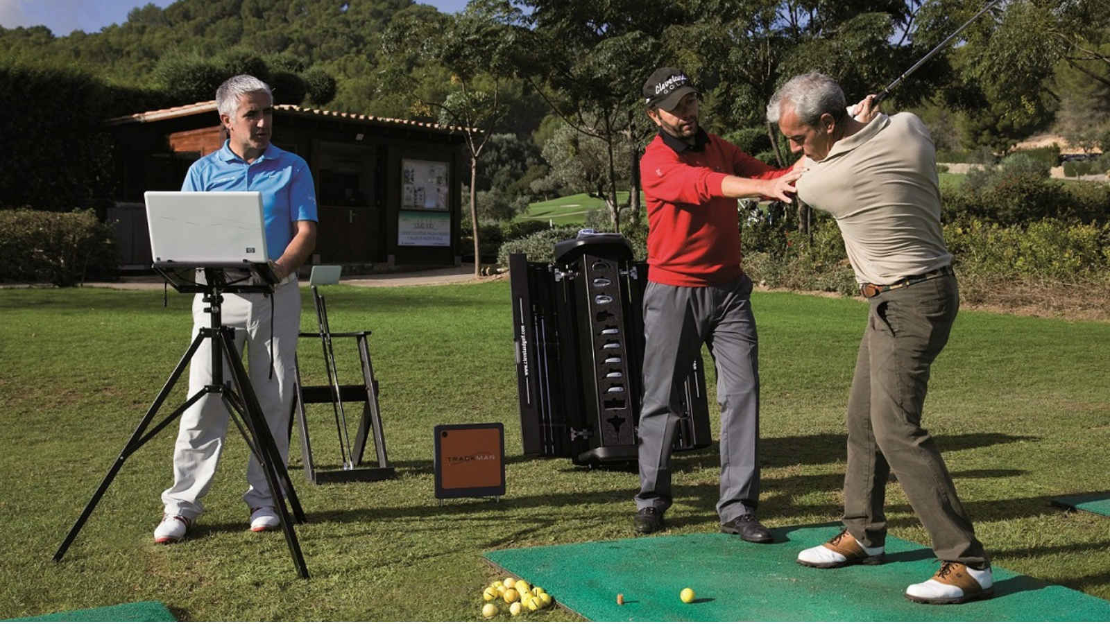 Golf Academy of Arabella Golf at The St. Regis Mardavall Mallorca