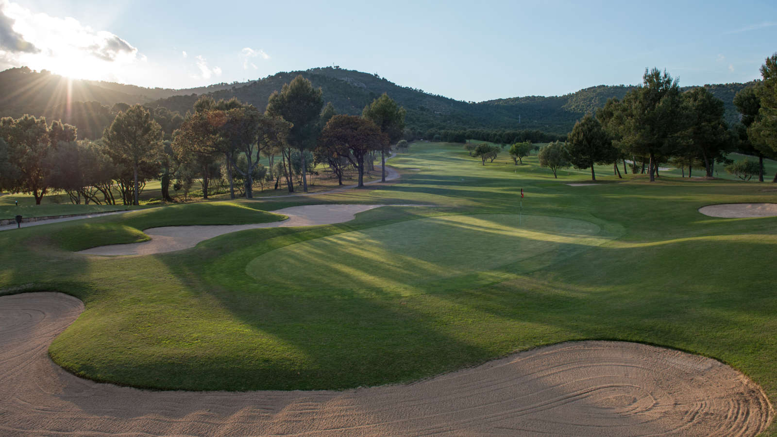 Son Quint golf at The St. Regis Mardavall Mallorca