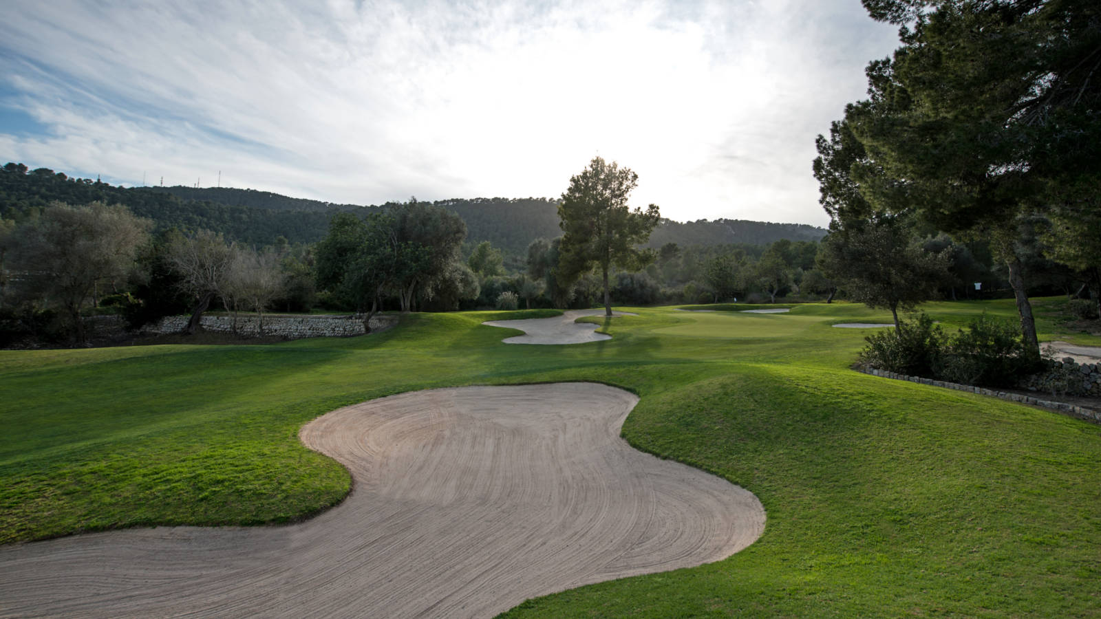 Son Muntaner golf course at