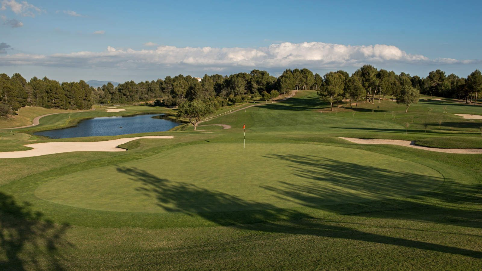 Son Quint golf course at The St. Regis Mardavall Mallorca