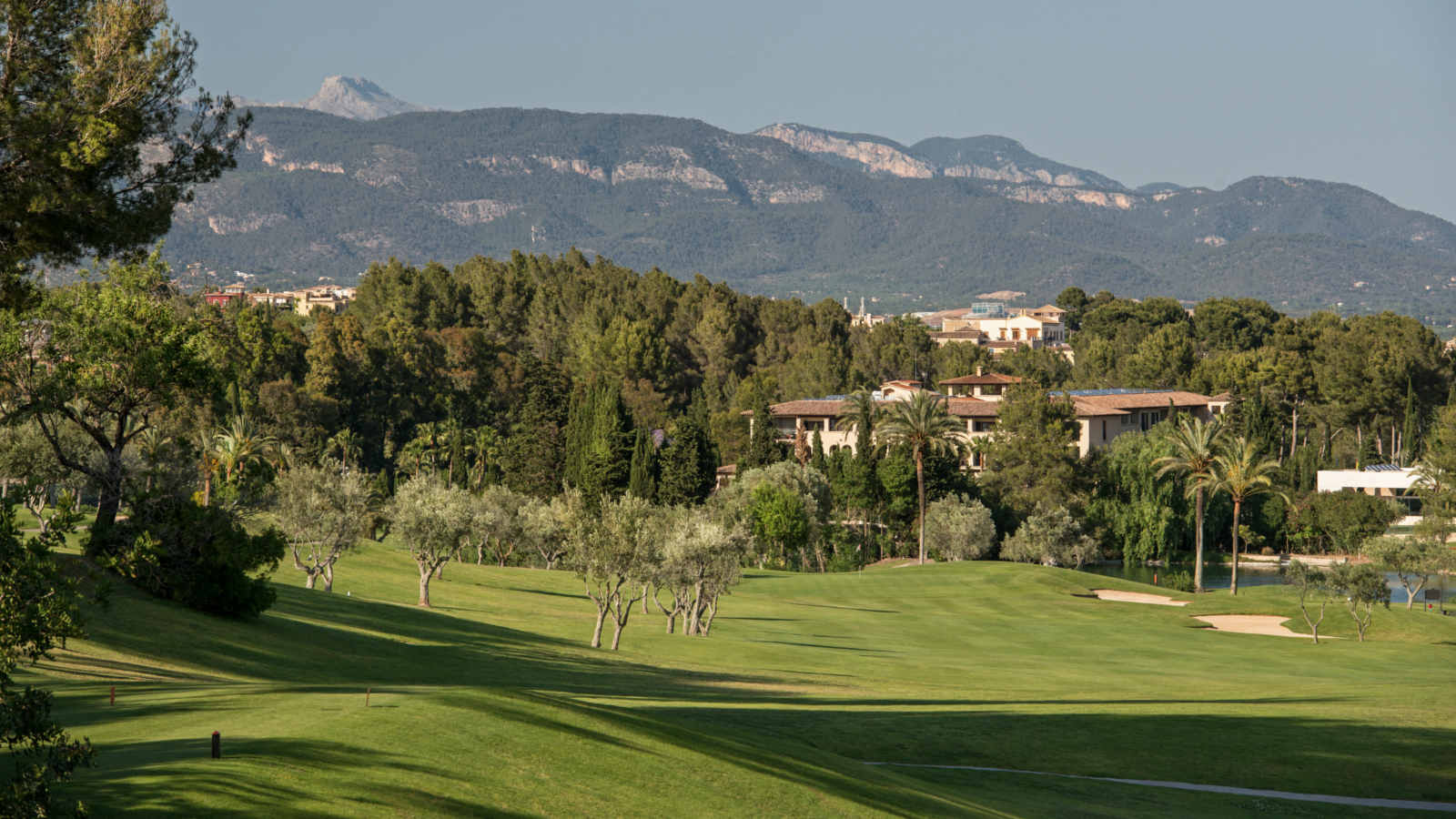 Son Vida golf course hosted two european tours at The St. Regis Mardavall Mallorca