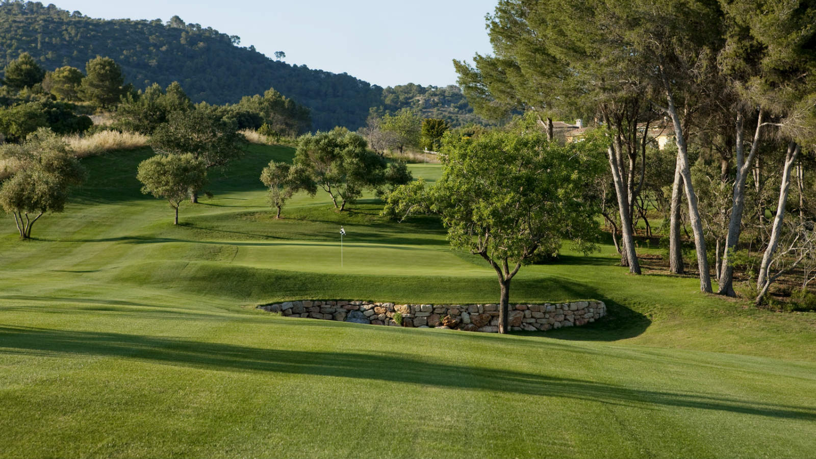 Son Quint Pitch & Putt golf course at The St. Regis Mardavall Mallorca
