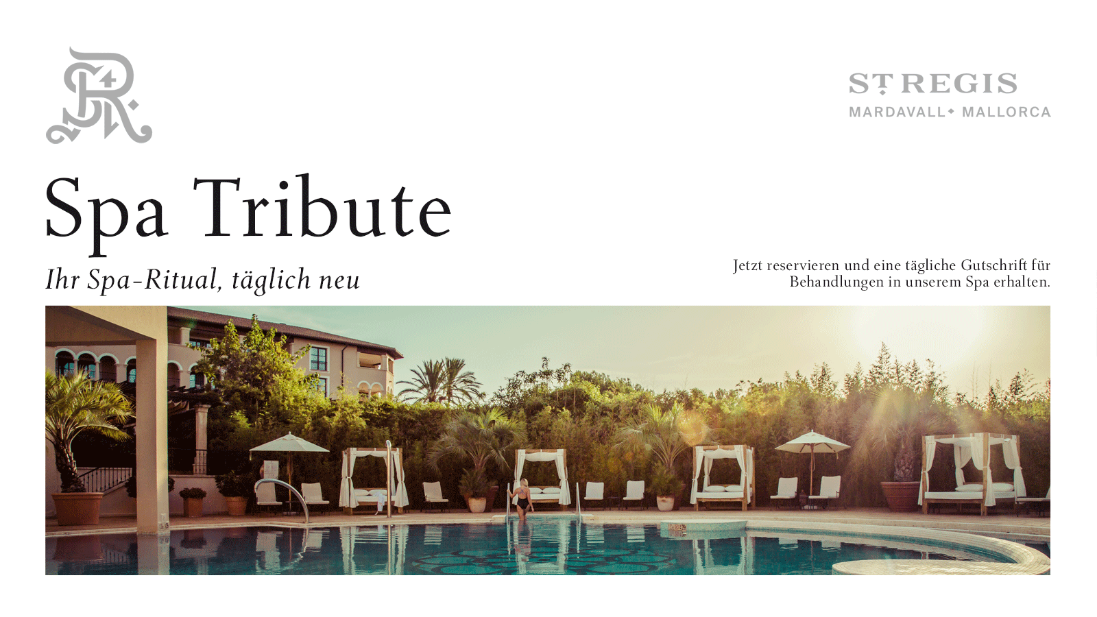Spa Tribute | The St.Regis Mardavall