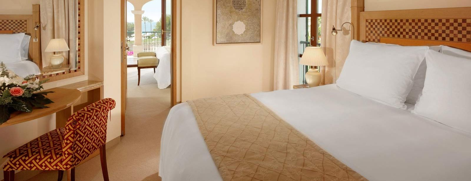 Ocean Two Suite |The St. Regis Mardavall Mallorca Resort