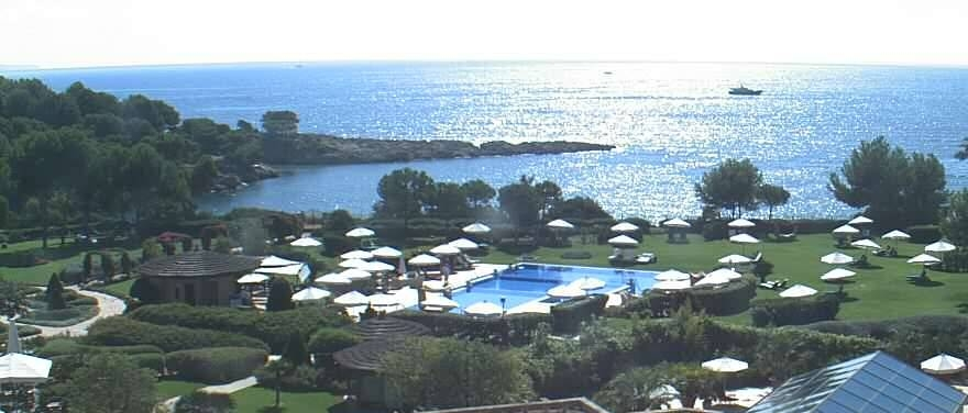 A favourite view from The St. Regis Mardavall Mallorca Resort